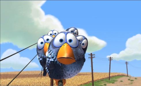 Pixar a ďalšie rozprávky