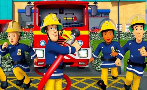 Požiarnik Sam