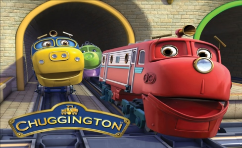 Chuggington - Mašinkov