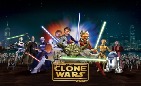 Star Wars - Klonov� v�lky / Clone Wars