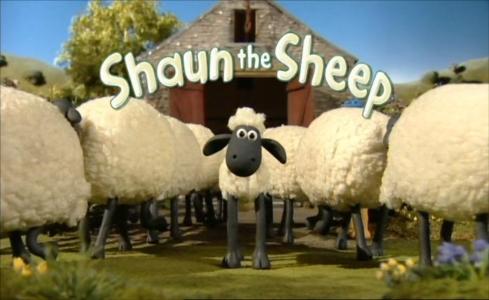 Ove�ka Shaun - Vesel� farma