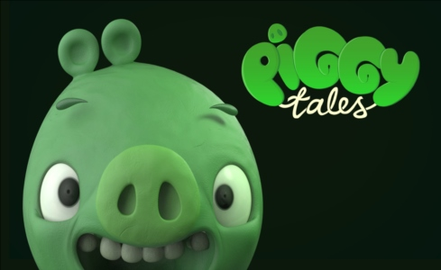 Angry Birds - Piggy Tales