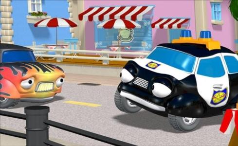 Statočné autíčka
