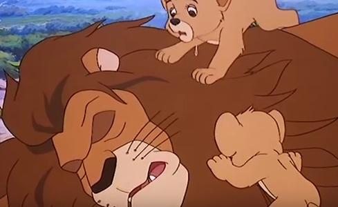 Leví král